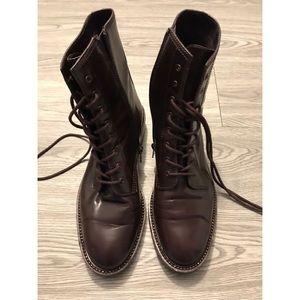 Shoes - COACH Lace Boot